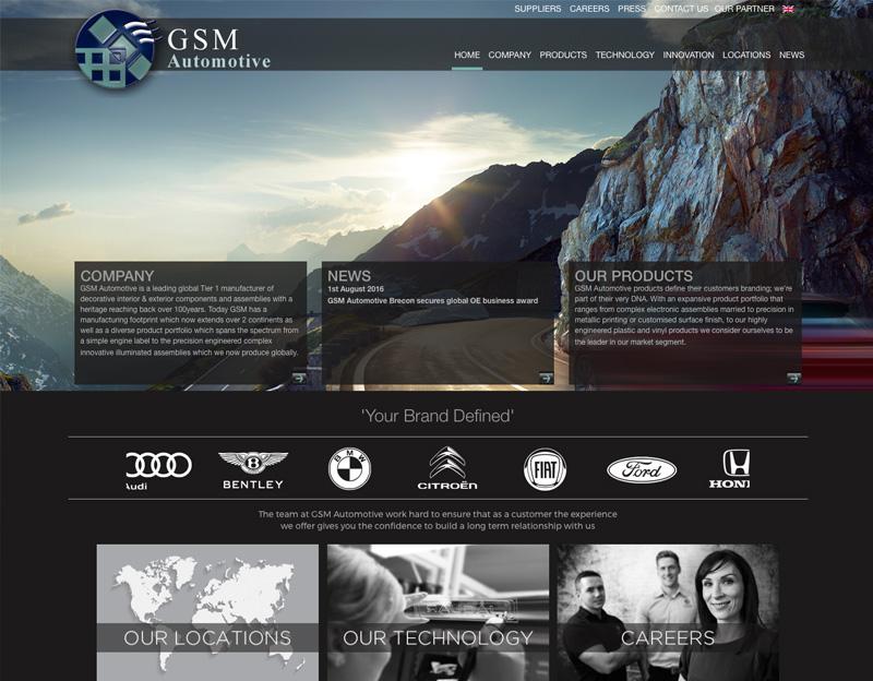 GSM Automotive