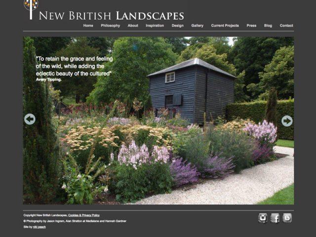 New British Landscapes