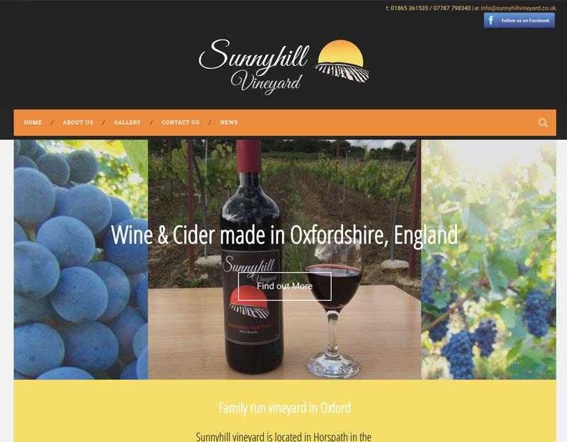 Sunnyhill Vineyard